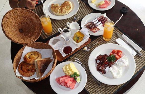 The Dusun: Breakfast