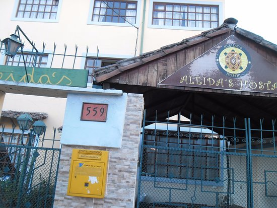 Aleida's Hostal: Foto del lugar, parte frontal