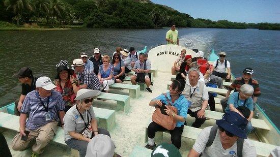 Kaaawa, Hawái: On the Lake