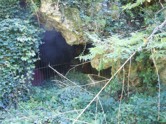 Meudon, Francia: Les grottes