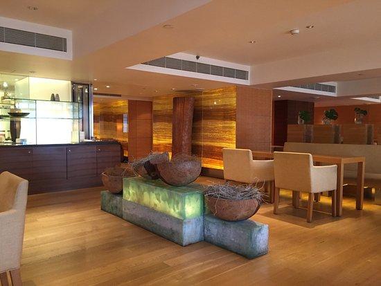 Grand Hyatt Singapore: Club Lounge