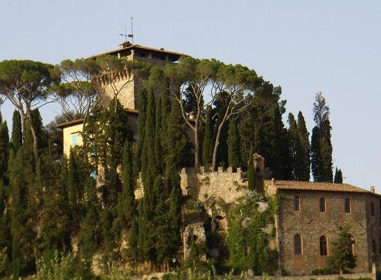 Cetona, Italia: Rocca
