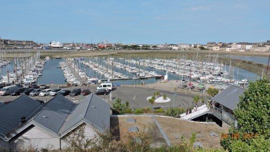 Saint-Malo, France: Cite d'Aleth Saint Malo
