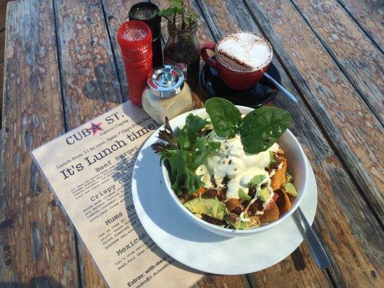 Marcoola, Australia: Best lunch!!!👌
