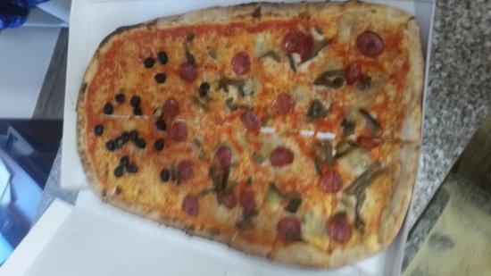 Borore, Italia: Pizzeria 4 Mori da Luca