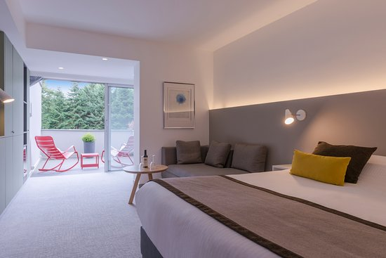 Diana Hotel Restaurant & Spa: Suite Terrasse
