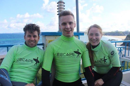 The Escape Surf School: sarah - photographer awsome skills