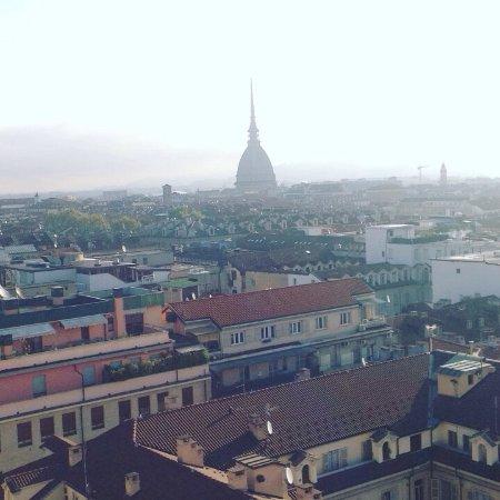 Hotel Principi di Piemonte: Vista stupenda