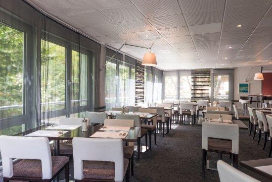 Molsheim, Frankrike: Salle Petit-Déjeuner