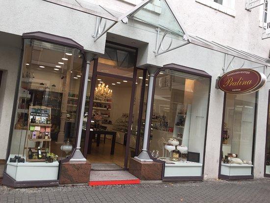 Pralina Scholaden Boutique Picture Of Pralina Schokoladen Boutique
