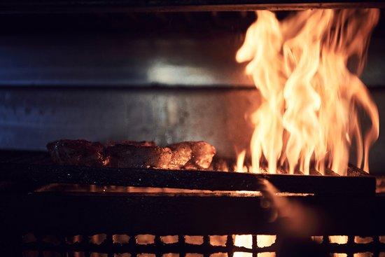 Grillrestaurant Baschi: Grill