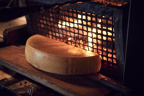 Munster, Suiza: Raclette
