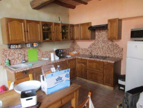 Gattatico, Italy: La nostra cucina