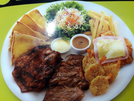 Mawanella, Sri Lanka: Grill & More