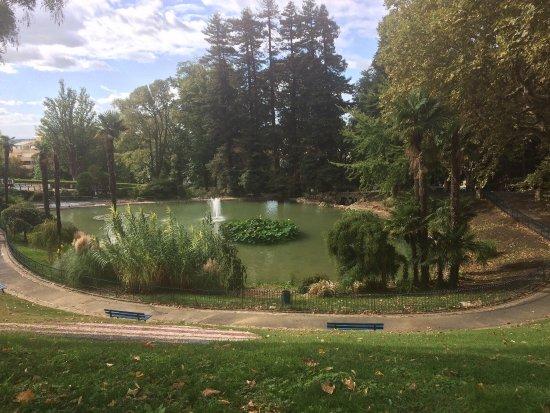 Serre picture of jardin des plantes montpellier tripadvisor - Jardin d essence montpellier ...