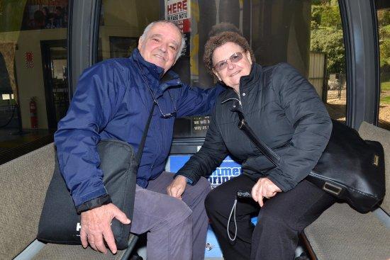 Christchurch Gondola : Our gondola ride