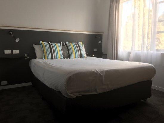Ballina, Australia: Motel room