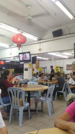 Sri Kembangan, Malaysia: Restoran Tein Tein