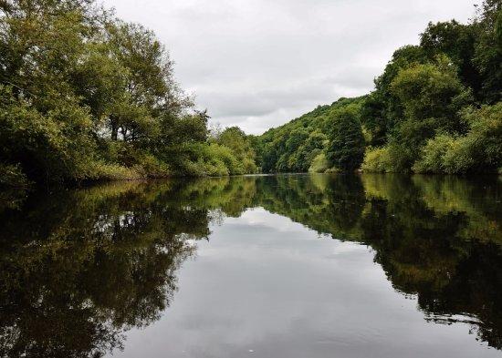 Ross-on-Wye, UK: River Wye
