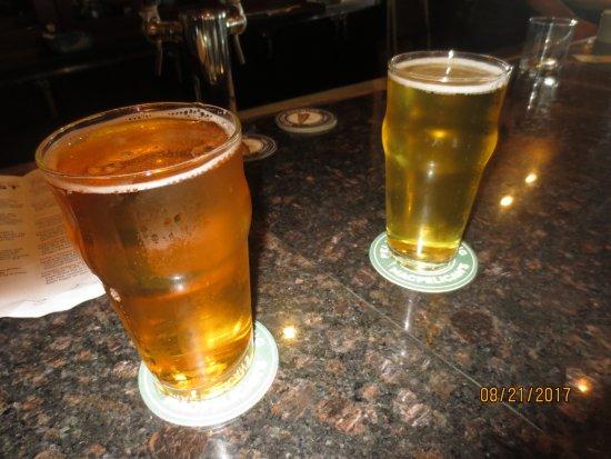 Pacific City, Oregón: delicious beer