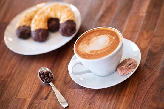 Tengen, Alemanha: Kaffeespezialitäten aus dem Siebträger