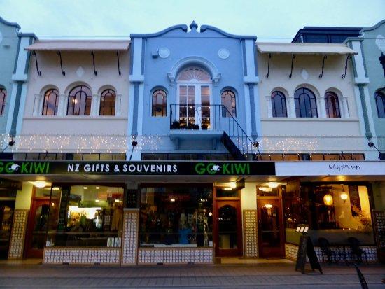 New Regent Street Cafes