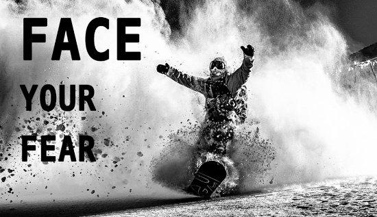 Never give up! #mayabari #motivation #extremesports ...
