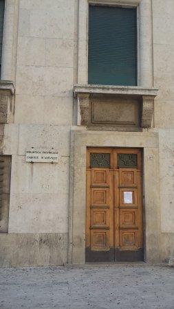 Biblioteca Provinciale Gabriele D'Annunzio