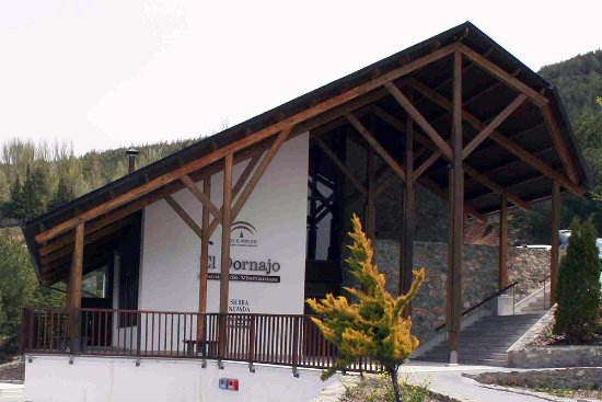 Visitor Center El Dornajo