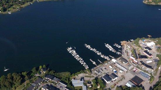 Bromma, Suecia: harbour