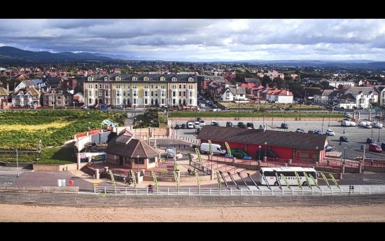 Денбишир, UK: Pro Kitesurfing Beachfront Centre Rhyl