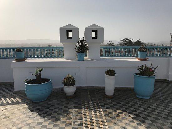 L'Heure Bleue Palais : rooftop