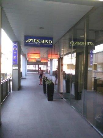 Hotel Meksiko Photo