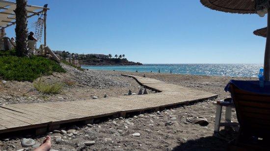 Kissonerga, Cyprus: Sea you at the beach