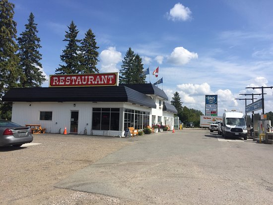 BNS Corner Gas Restaurant, Englehart ON