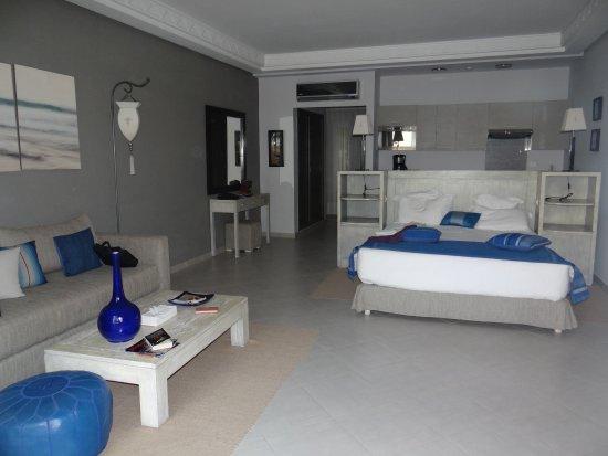 Paradis Plage Surf Yoga & Spa Resort : suite 211