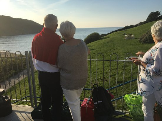 Aberporth, UK: Cwtch Glanmordy