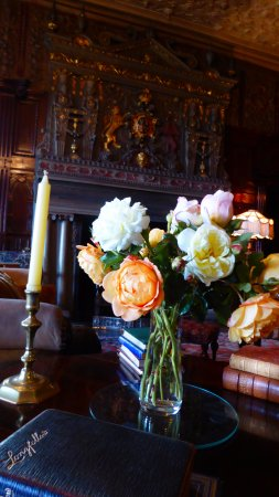 Disley, UK: In the heart of the room