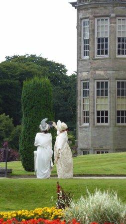 Disley, UK: Mr Darcy went that way!