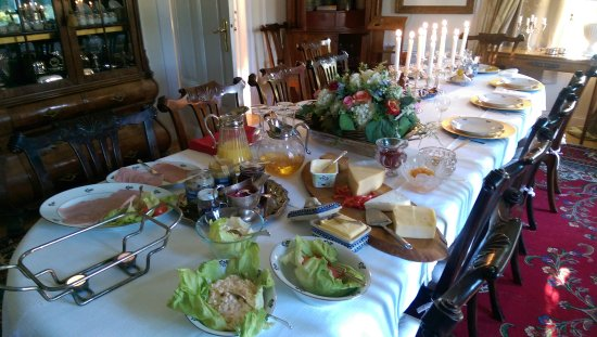 Ski Municipality, Norway: Breakfast