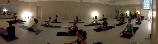 Brescia, Italia: Lezione di Hatya Yoga del 28 agosto 2017