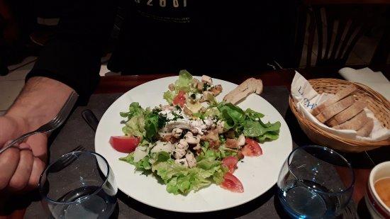 Le restaurant photo de la chaloupe le croisic tripadvisor for La chaloupe le croisic