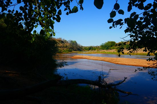 Louis Trichardt, Sydafrika: pafuri river