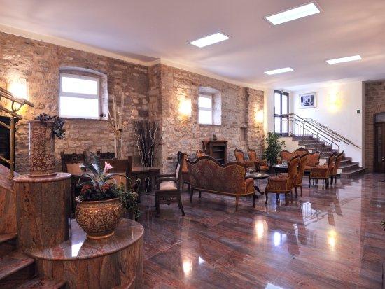 Hotel San Marco: Hall