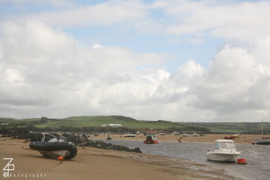 Rock Beach: View across the water
