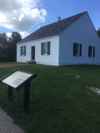 Sharpsburg, MD: Dunker Church- focal point of Union attacks