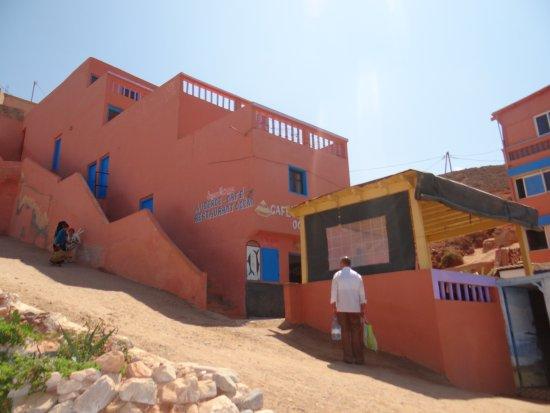Legzira Beach: chez Ali