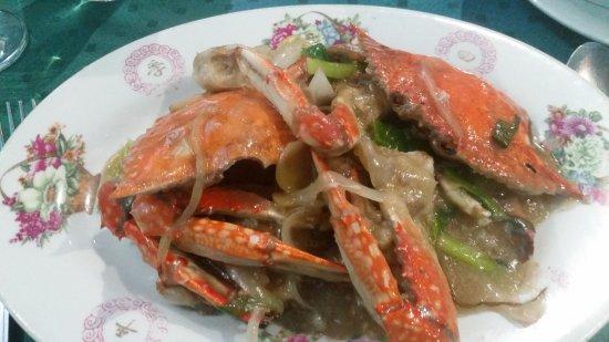 China Garden Chinese Restaurant: Wonderful Crab dish, special rice and Mongolian Lamb