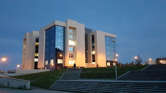 Irkutsk State Science Library of Molchanov-Sibirskiy