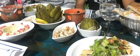 Jezzine, Lebanon: Al Mokhtar Restaurant